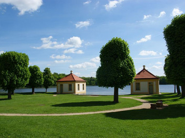 Moritzburg Castle - small holiday apartment